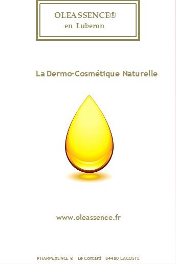 """La Brochure """"La Dermo-cosmétique Naturelle"""""""