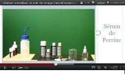 Faire ses cosmétiques BIO sur-mesure? Une démonstration en vidéo