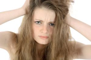 Cheveux abîmés avec Soin Cheveu Maison