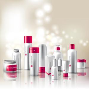 Panoplie Cosmétique responsable de l'acné rosacée