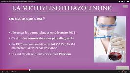 Attention, avez-vous du Methylisothiazolinone (MIT) dans vos Cosmétiques?