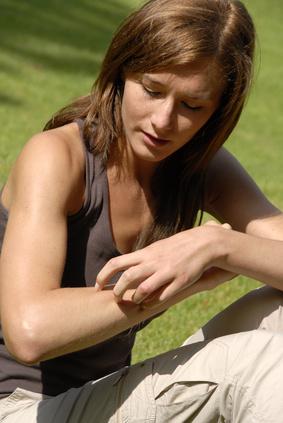 Comment calmer une démangeaison de la peau (ou prurit) avec la Méthode HIC ?