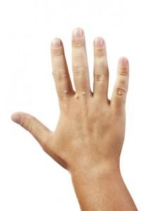 Comment enlever une verrue de fa on naturelle - Enlever silicone sur les mains ...
