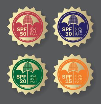 Filtres UV SPF