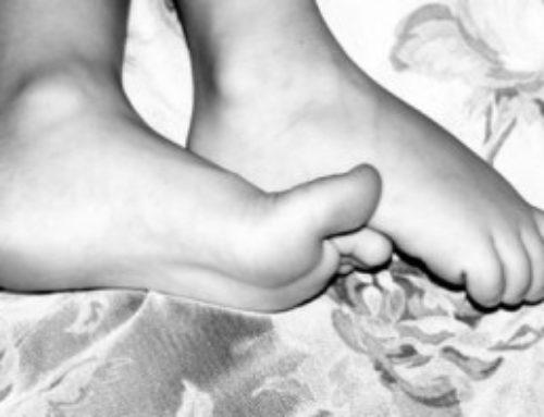 Questions en lien avec les pieds