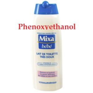 Mixa Bebe Phenoxyethanol