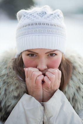 Couperose en hiver