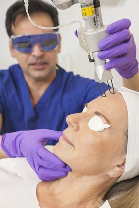 Traitement Laser médecin