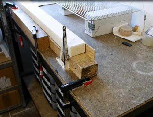 Les coulisses d'Oleassence (3) : la fabrication du Savon saponifié à froid