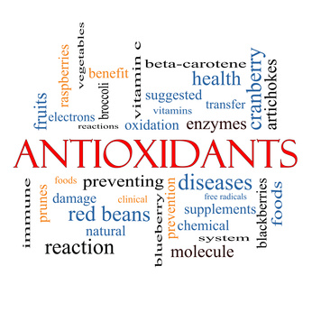 Antioxidants et Caroténoïdes