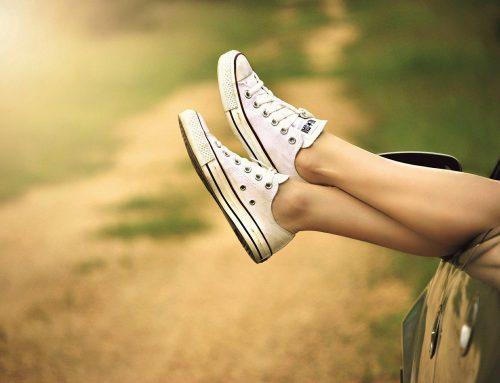 Qui d'autre a une Peau de Croco sur les jambes ? Ma Solution