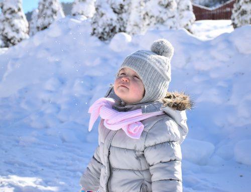 Comment protéger la peau de Vos Enfants en hiver ?