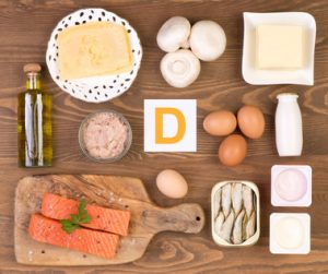 source alimentaire de vitamine D