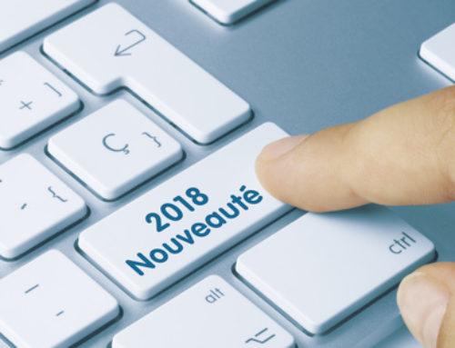 Pour 2018, voici les Nouveaux Soins qui vous seront proposés