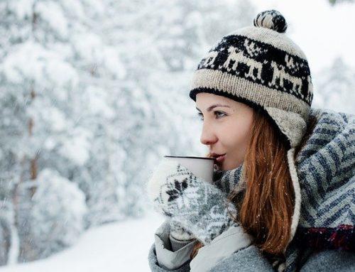 Peau sèche en hiver : les bons gestes pour affronter le froid.