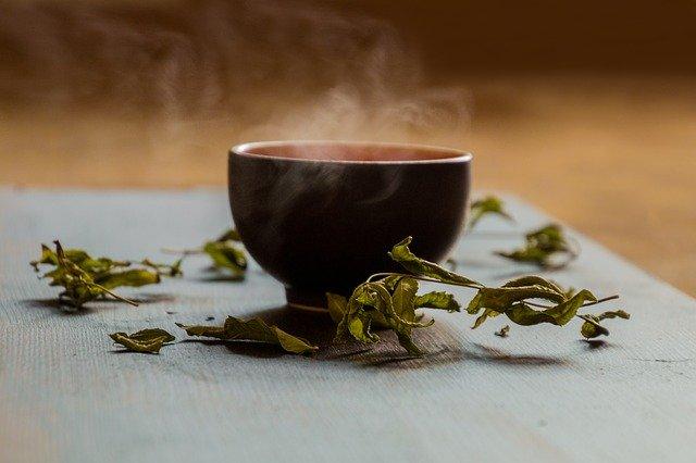 infusion de plante, thé et tisane