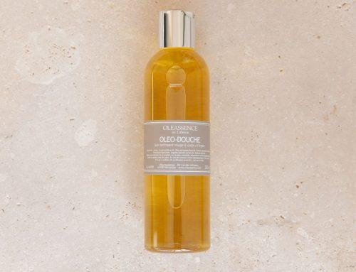 L'Oléo-douche : un nouveau soin nettoyant doux & Bio pour le corps