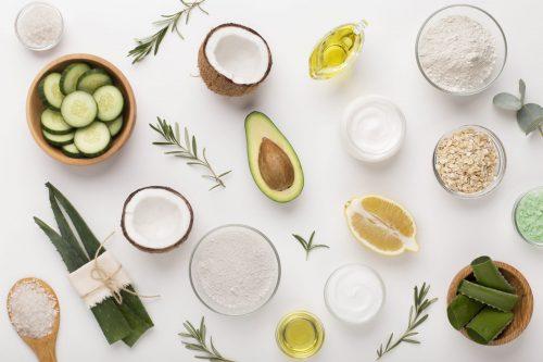 ingrédients cosmétique naturel