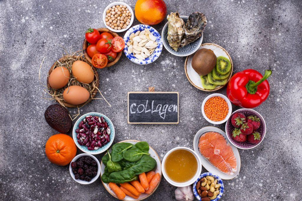 aliments booster de collagene