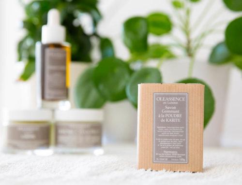 Savon Gommant : notre nouveau soin pour une peau toute douce !
