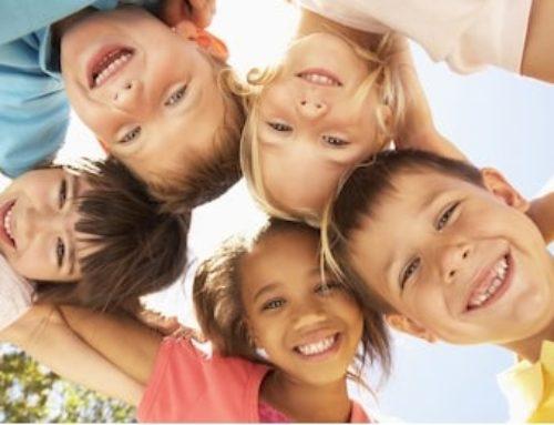 Comment prendre soin de la peau de nos enfants ?