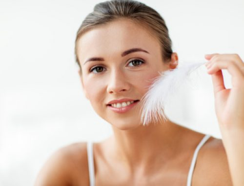 Comment prendre soin d'une peau sensible et sujette aux imperfections grâce au serum peau mixte N°5 ?